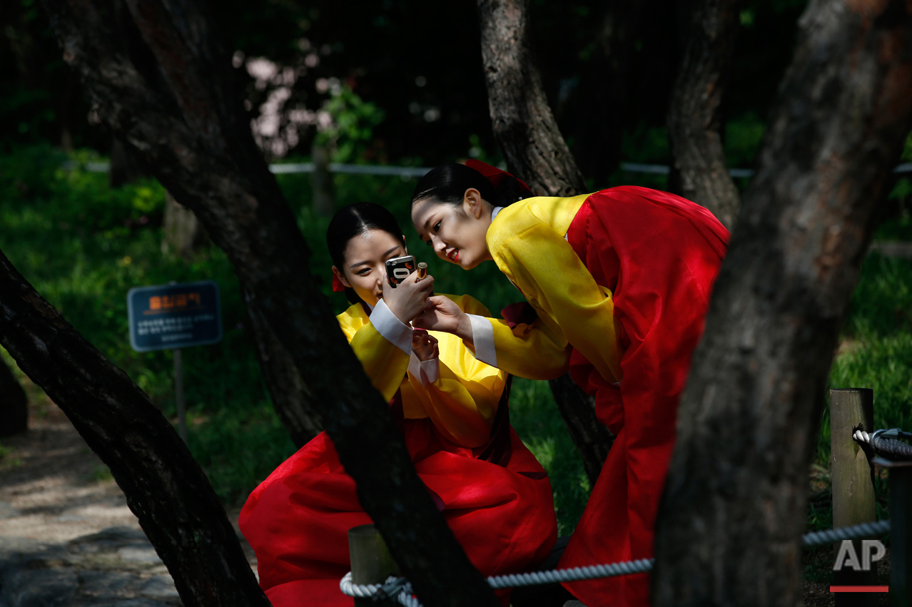 South Korea Coming of Age Day
