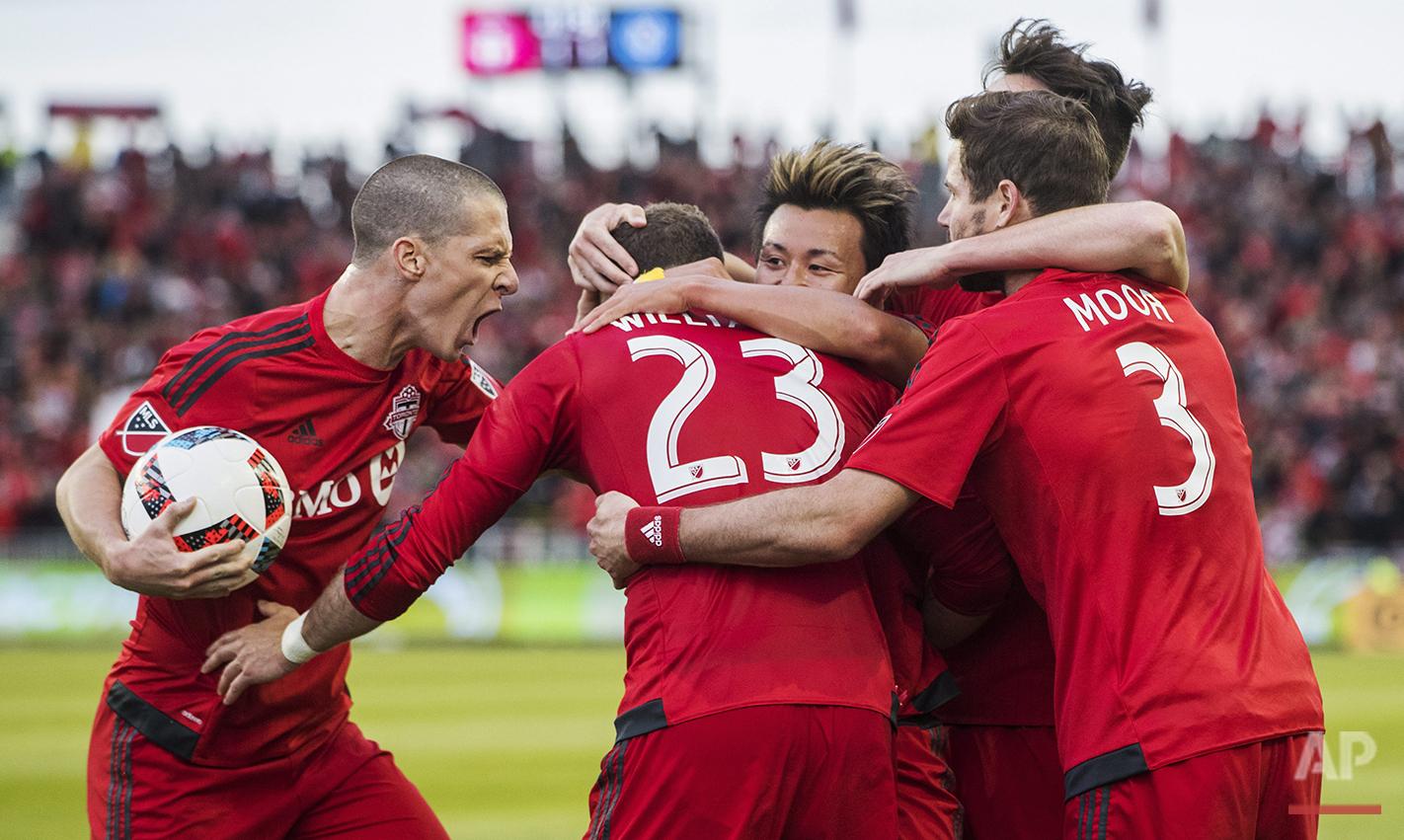 MLS NYC FC Toronto FC Soccer