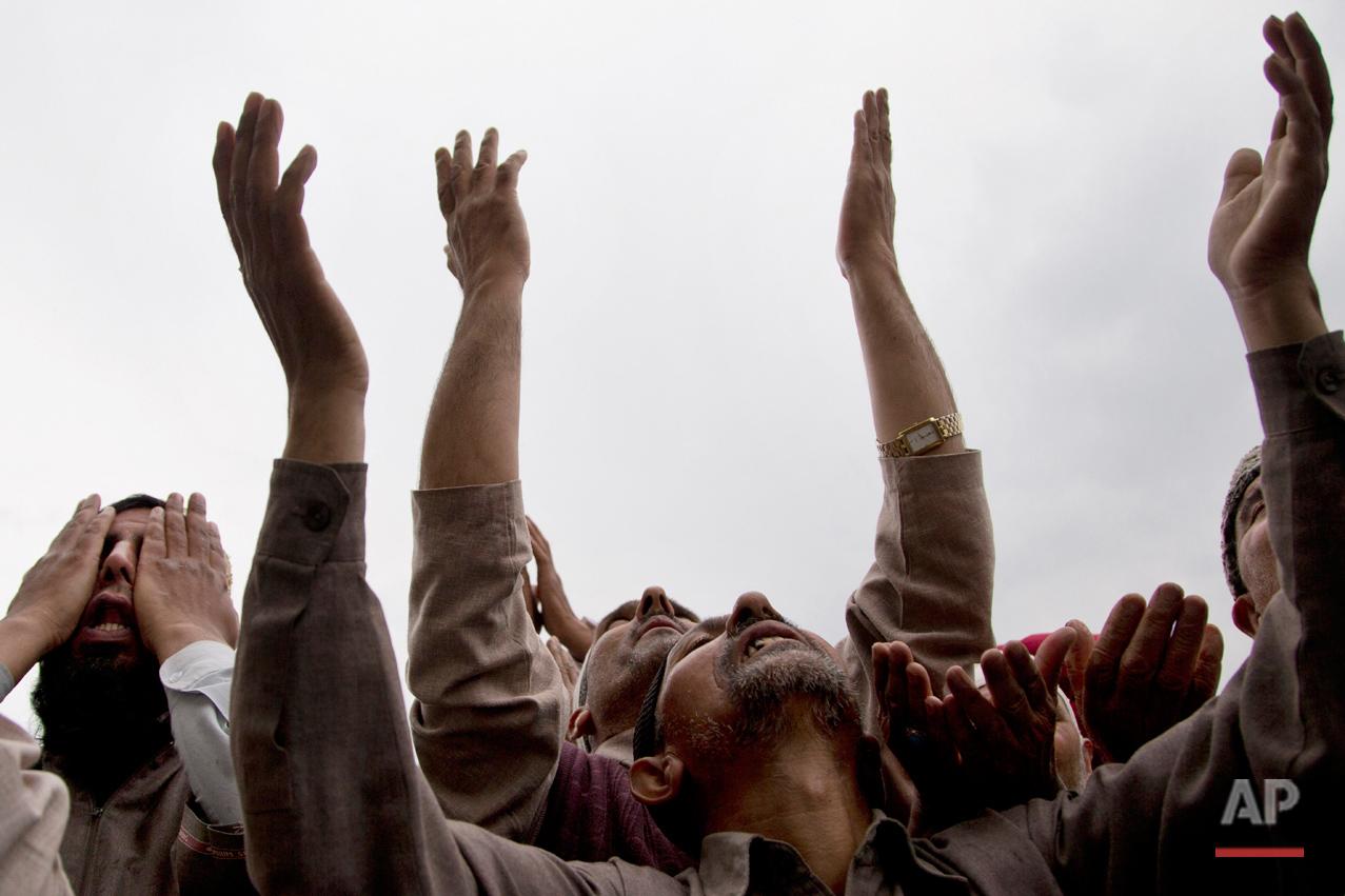 India Kashmir Religion