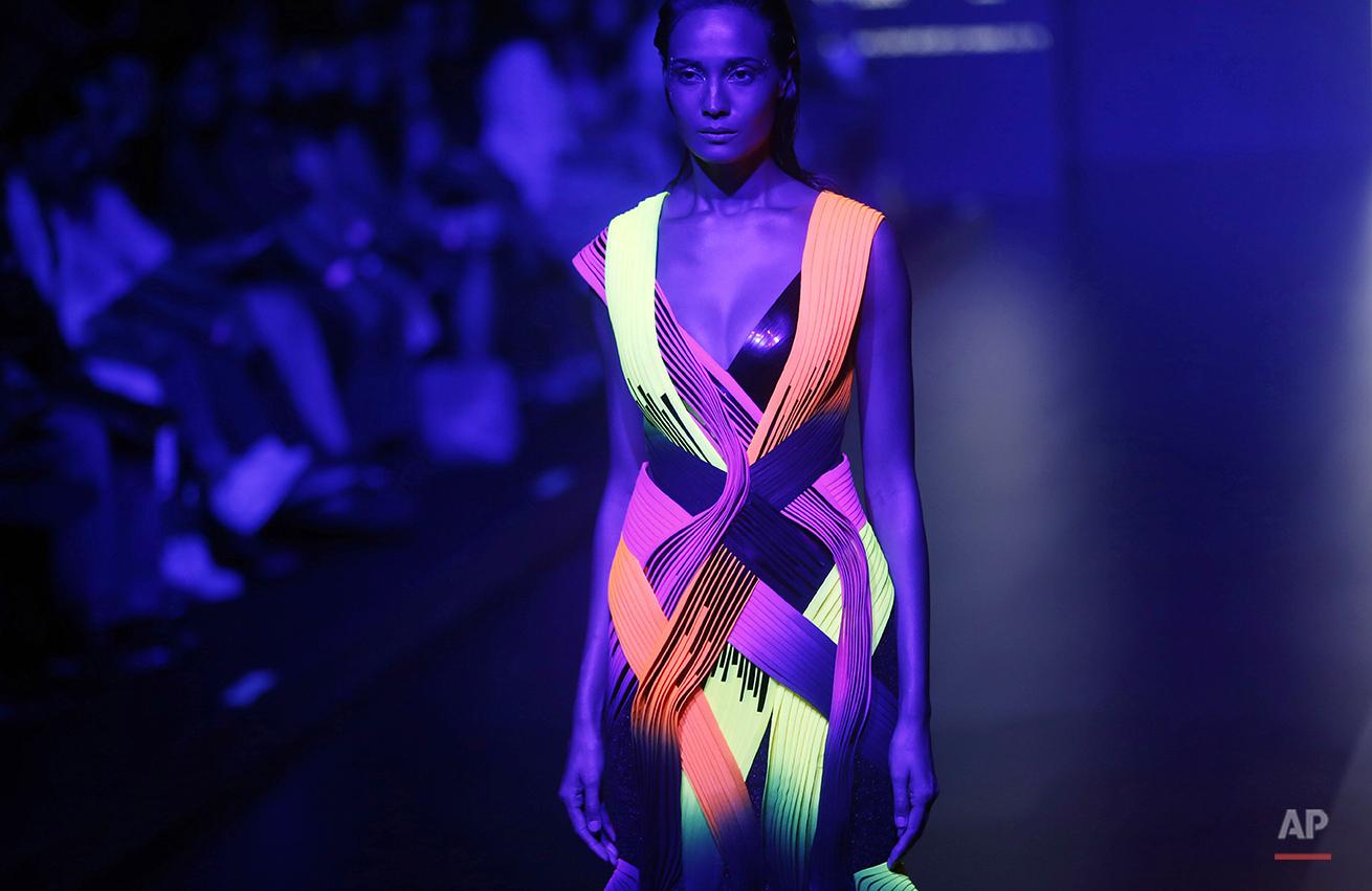 APTOPIX India Fashion