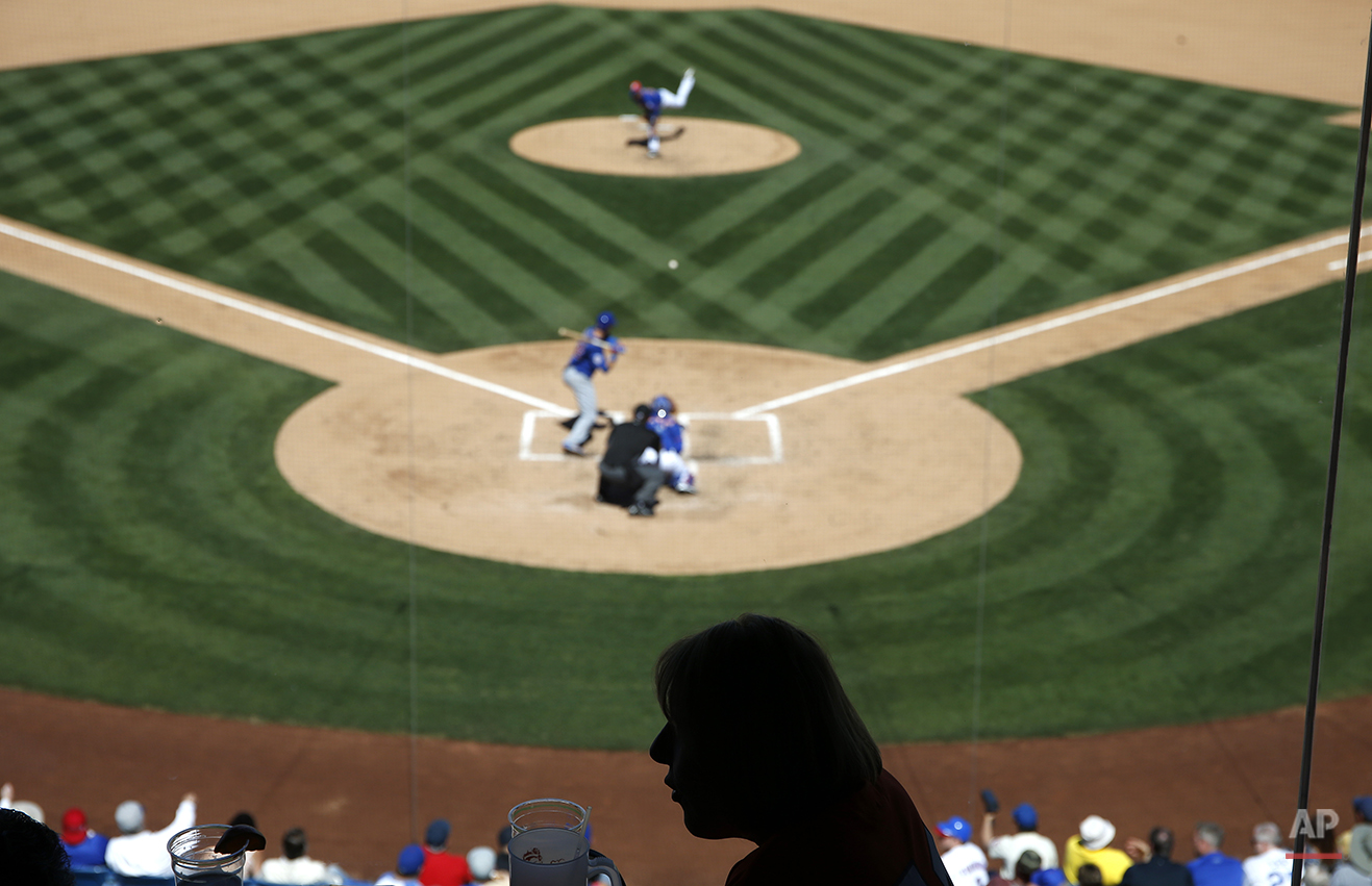 Cubs Mets Baseball