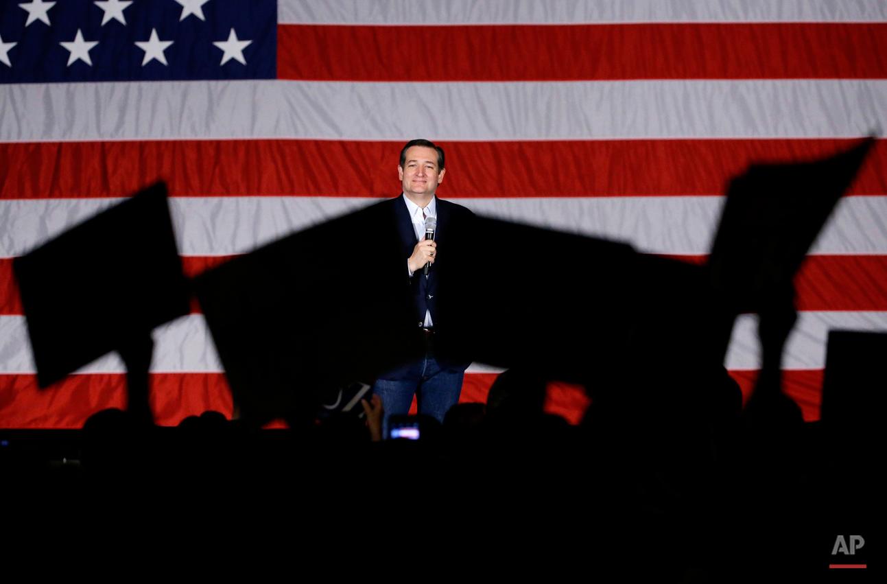 APTOPIX GOP 2016 Cruz