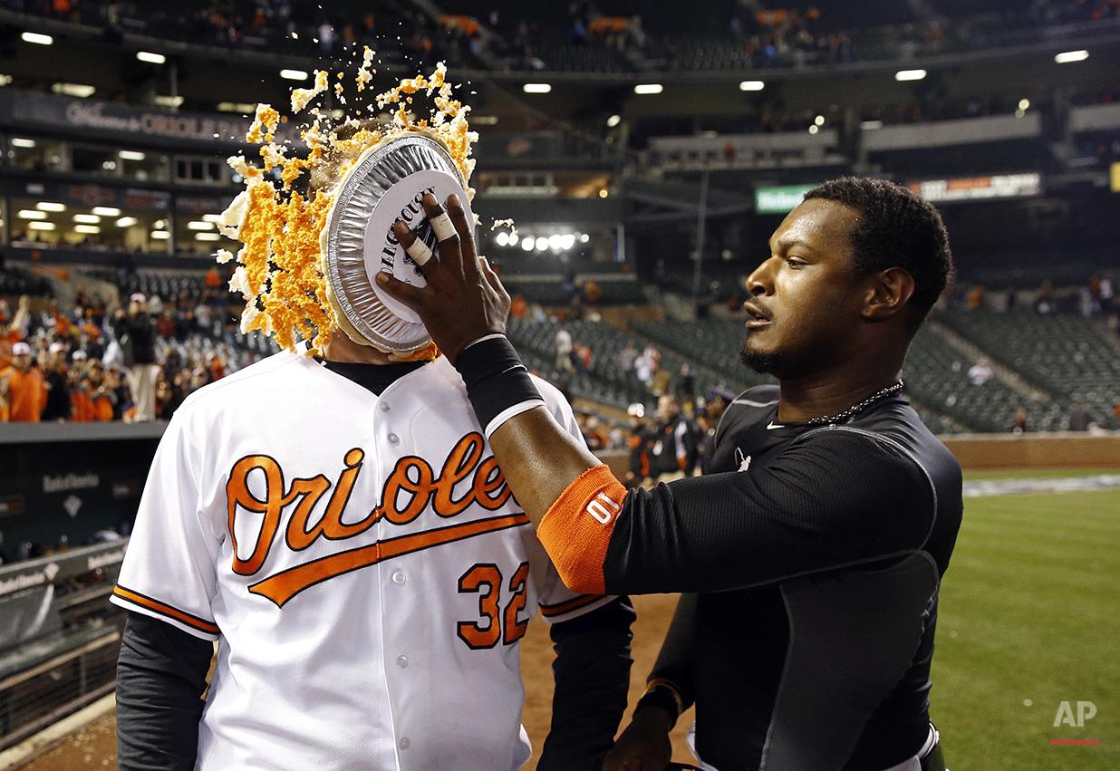 APTOPIX Twins Orioles Baseball