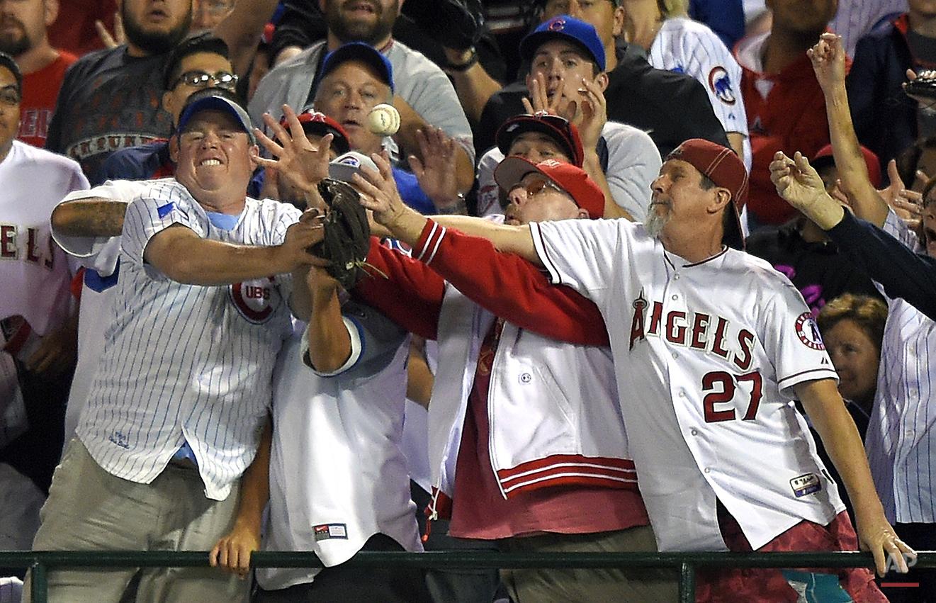 Cubs Angels Baseball