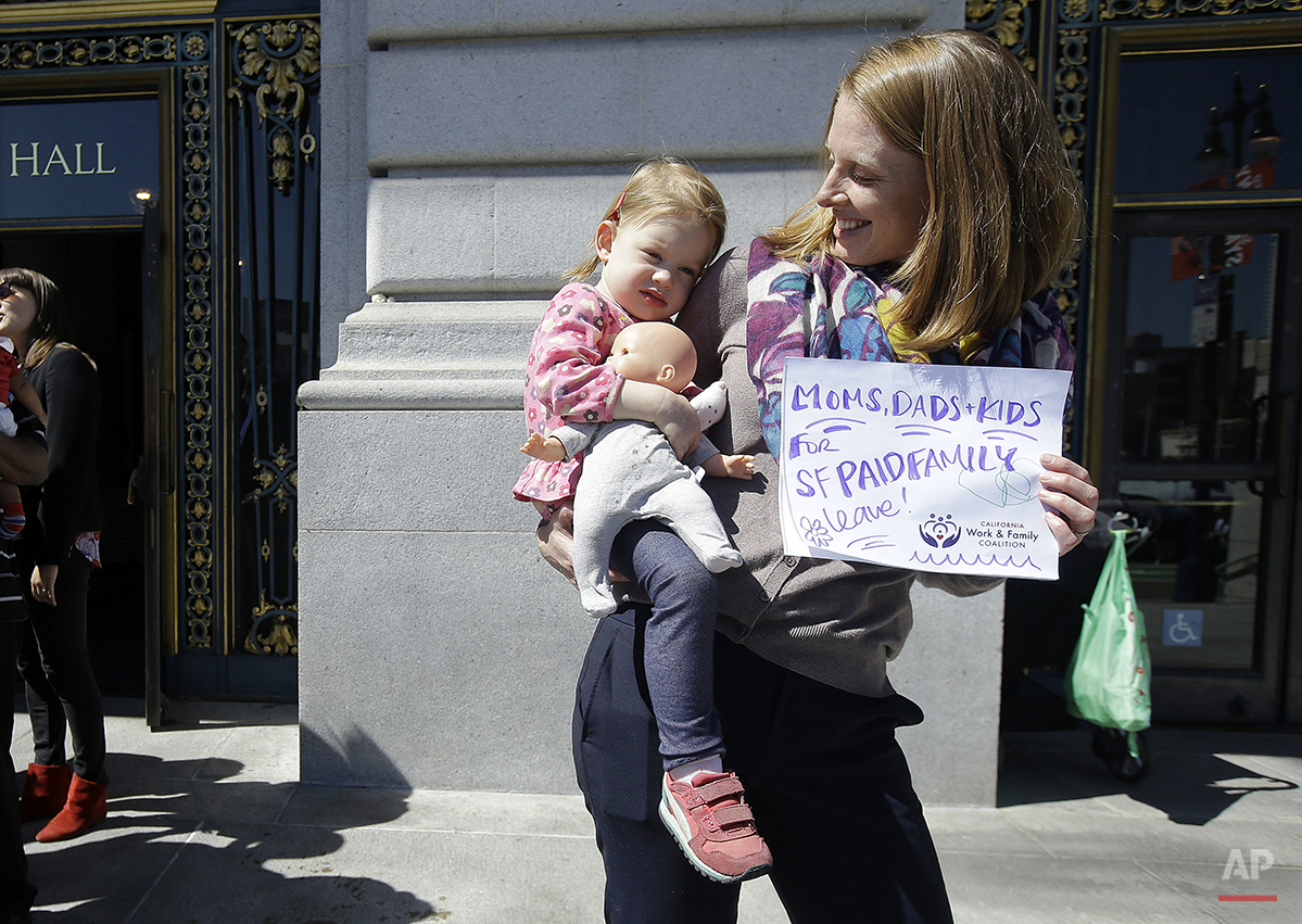 Paid Family Leave San Francisco