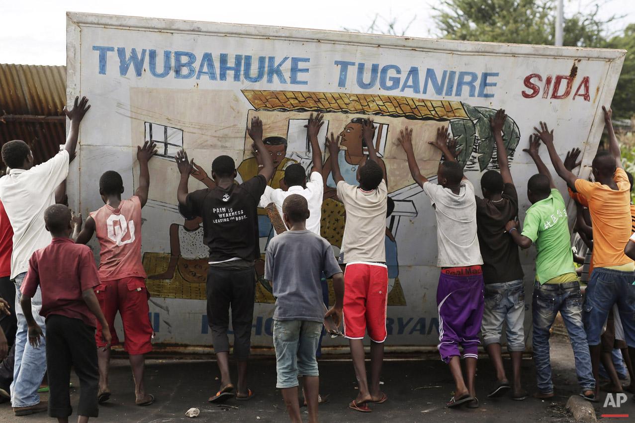 Burundi Unrest