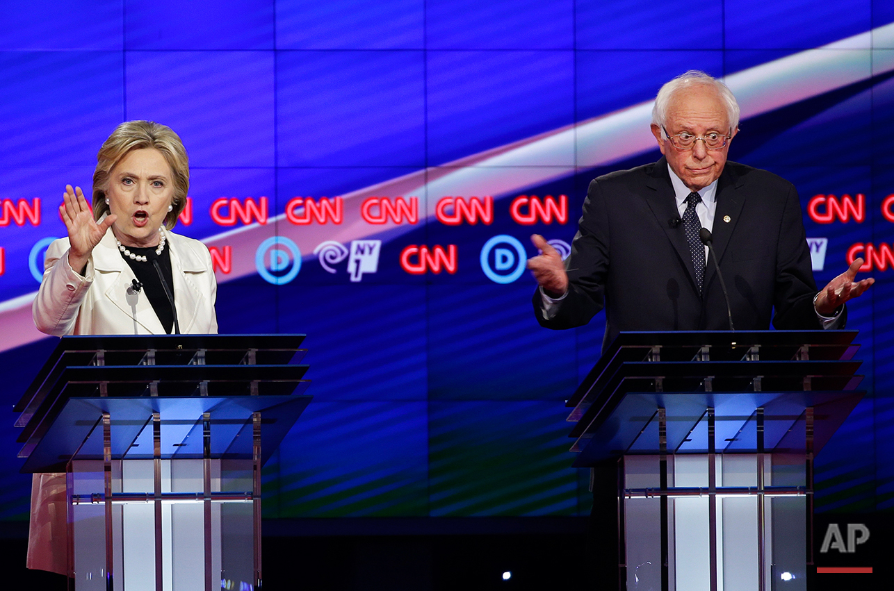 DEM 2016 Debate