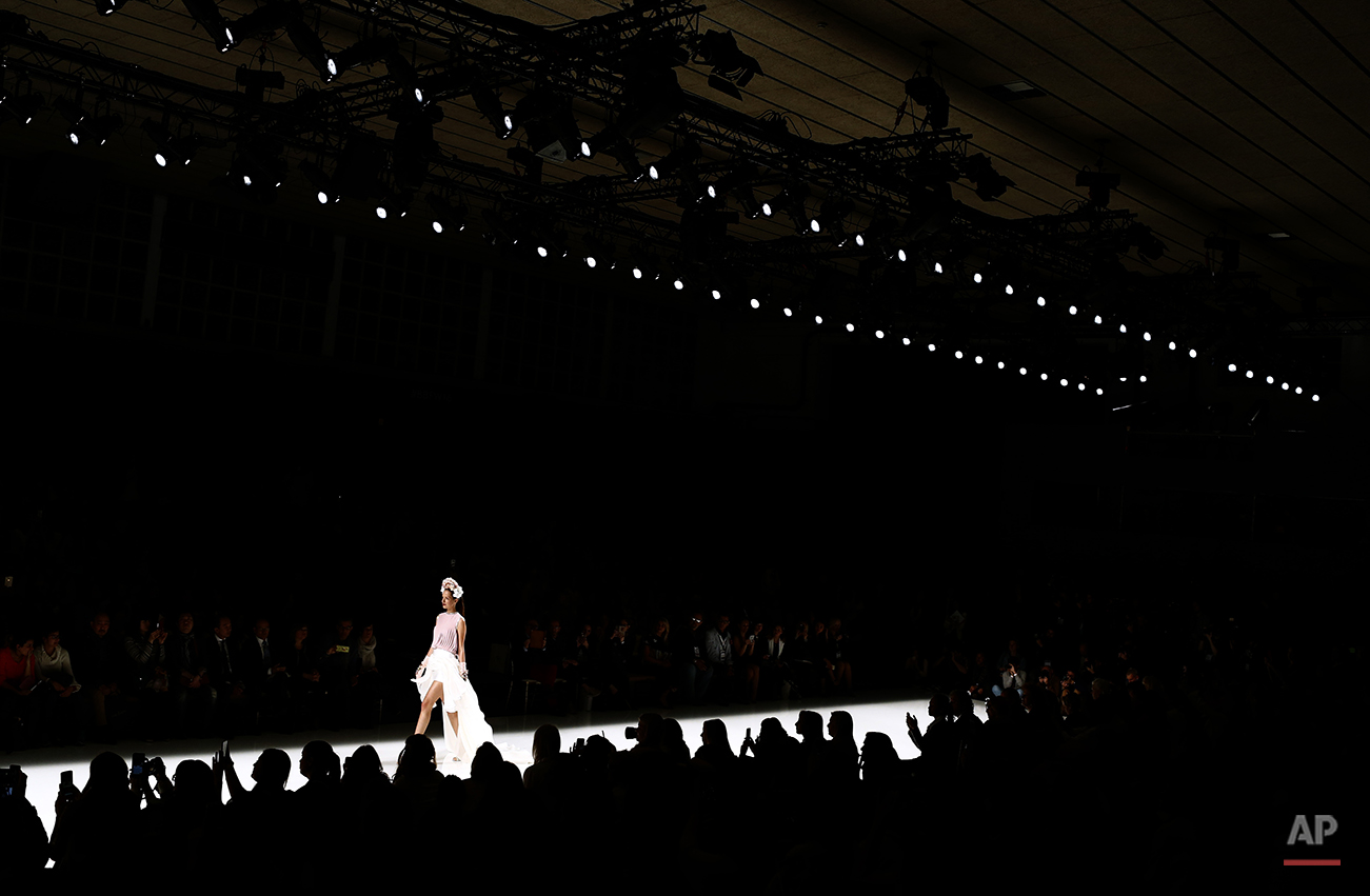 APTOPIX Spain Fashion