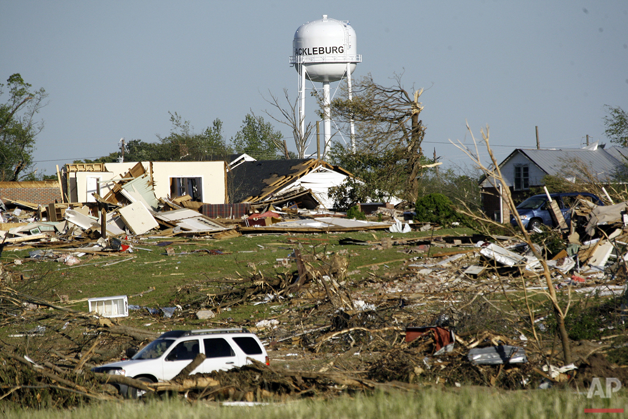 Spring Tornadoes Five Years Later