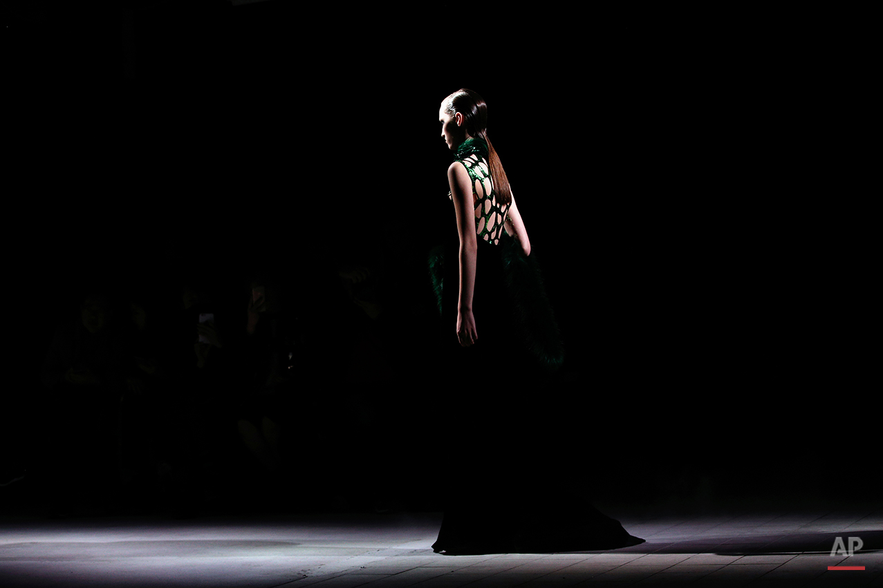 Paris Fashion - Dries Van Noten