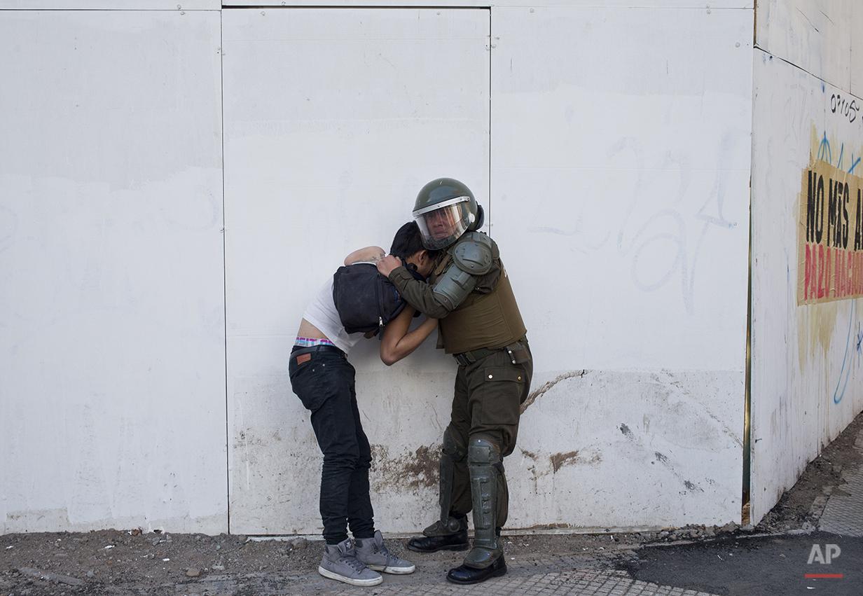 Chile Protest