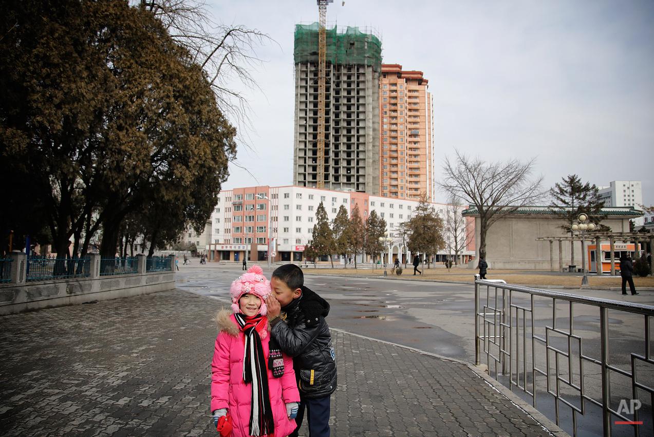 North Korea Daily Life