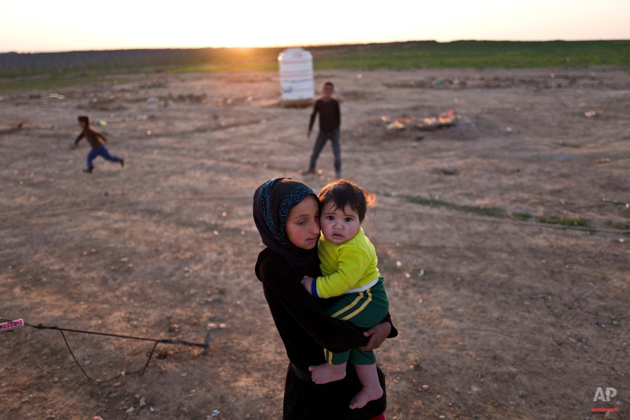 Jordan Syrian Refugees Daily Life