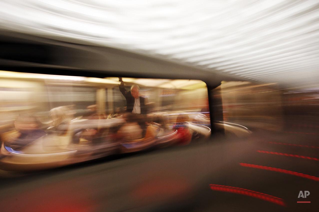 Subway Shutdown