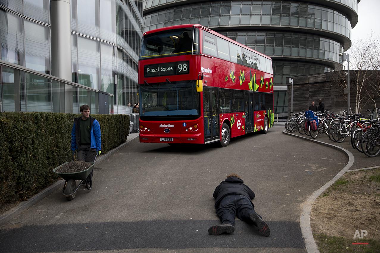 Britain Electric Bus