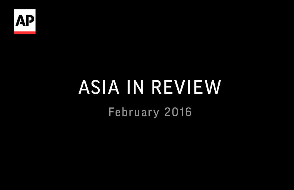 USA in Review - January 2015