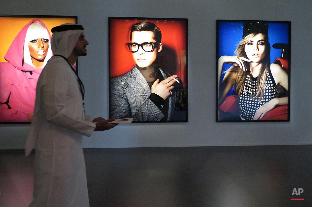 Mideast Emirates Photo Exhibition