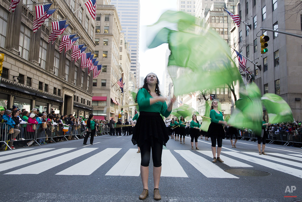 St Patricks Day Parade New York