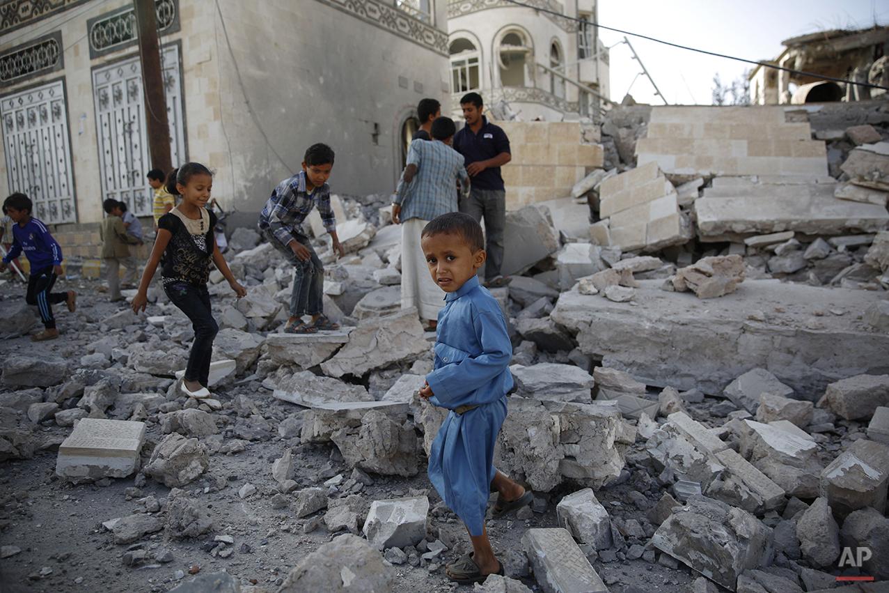Yemen Hunger War