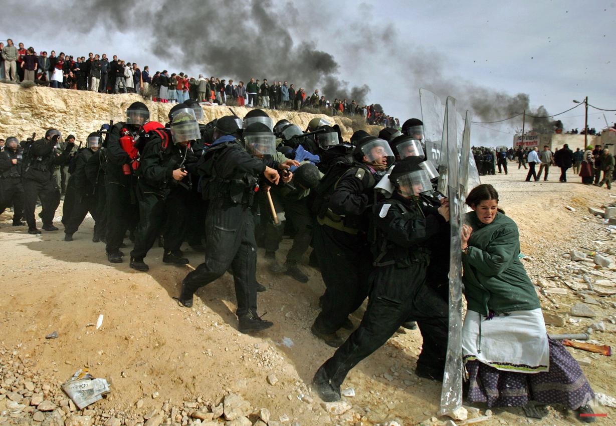 Mideast Israel Iconic Image