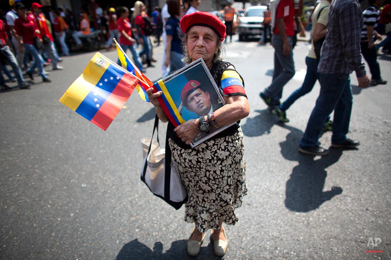 Venezuela Coup Anniversary