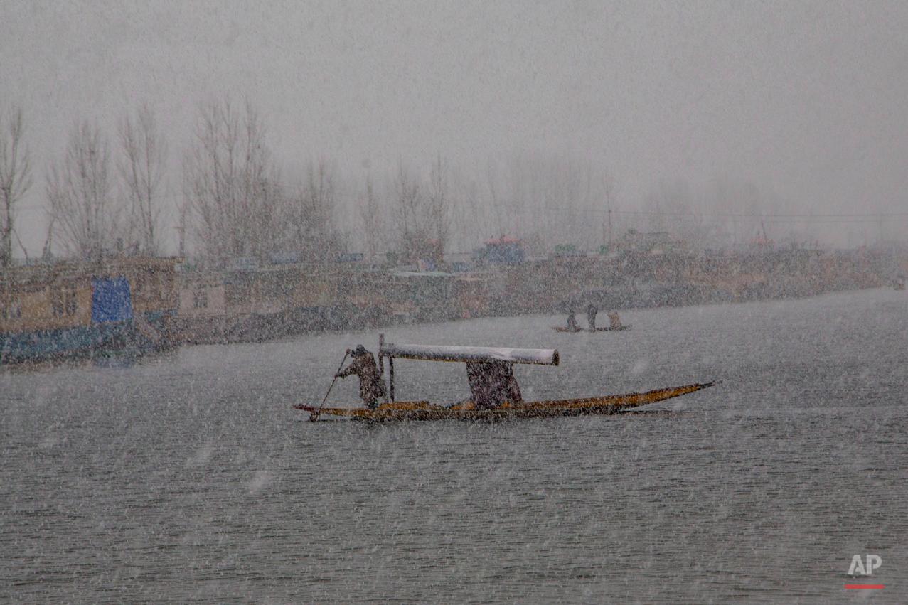 India Kashmir Weather