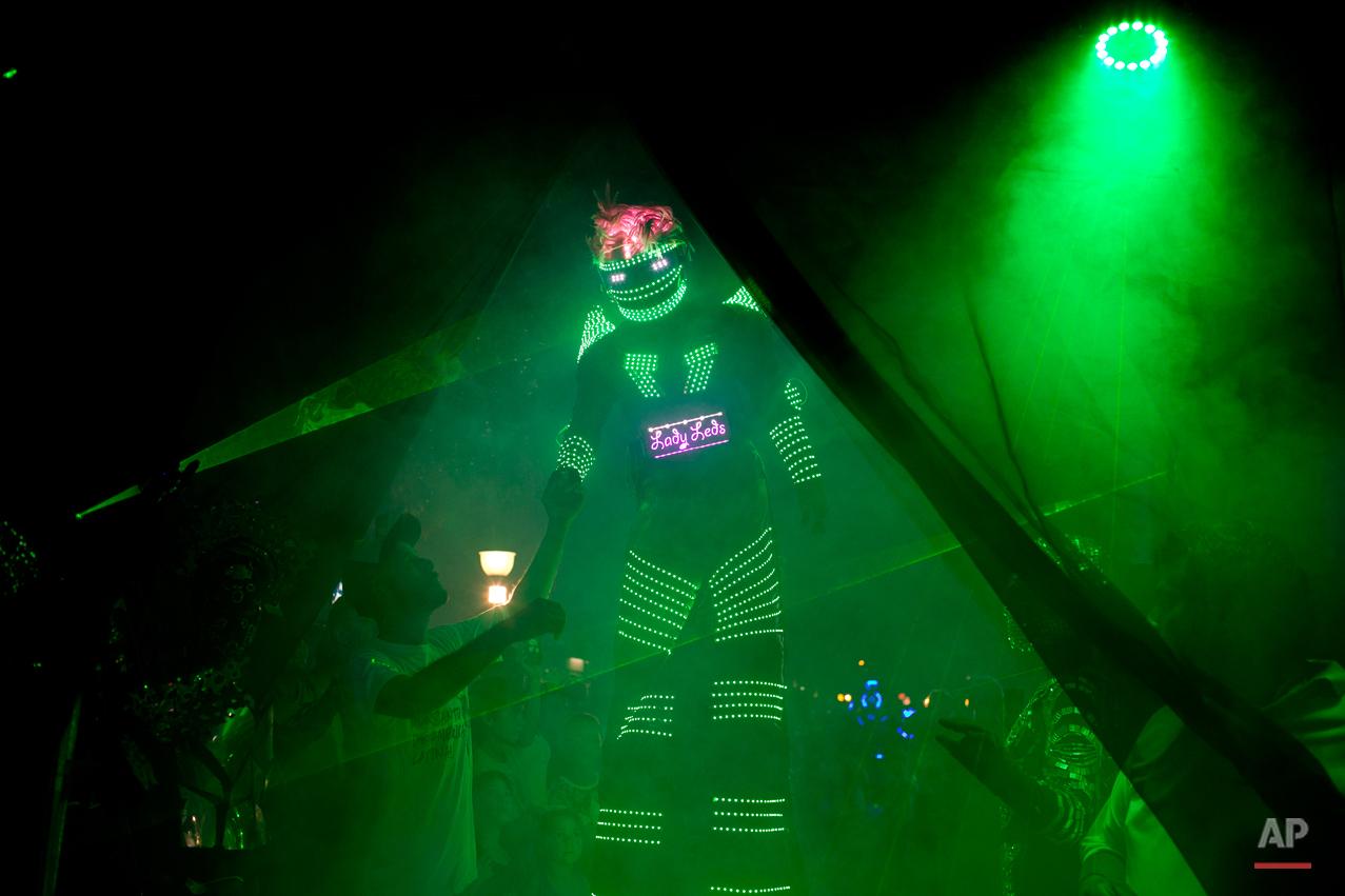 APTOPIX Argentina UFO Festival Photo Gallery