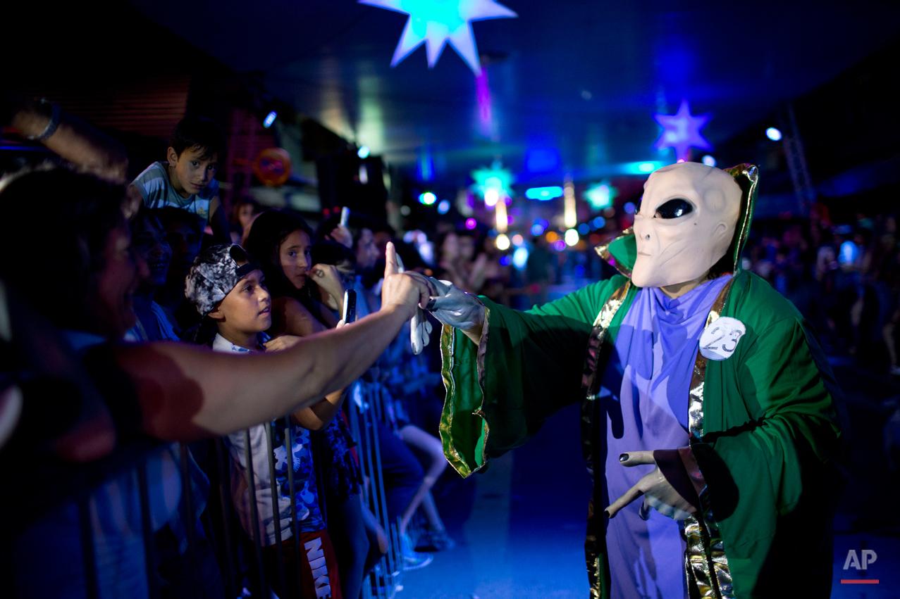 Argentina UFO Festival Photo Gallery