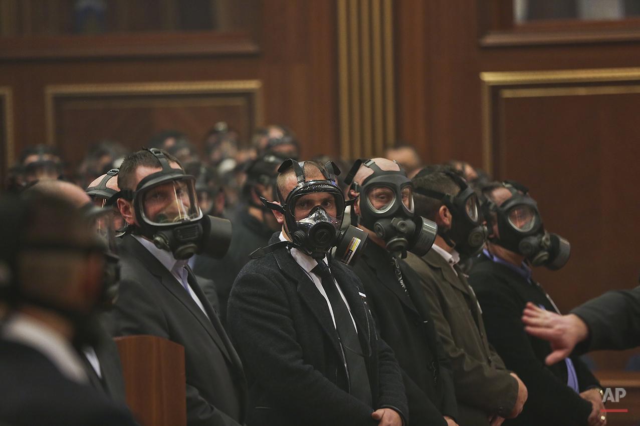 Kosovo Parliament