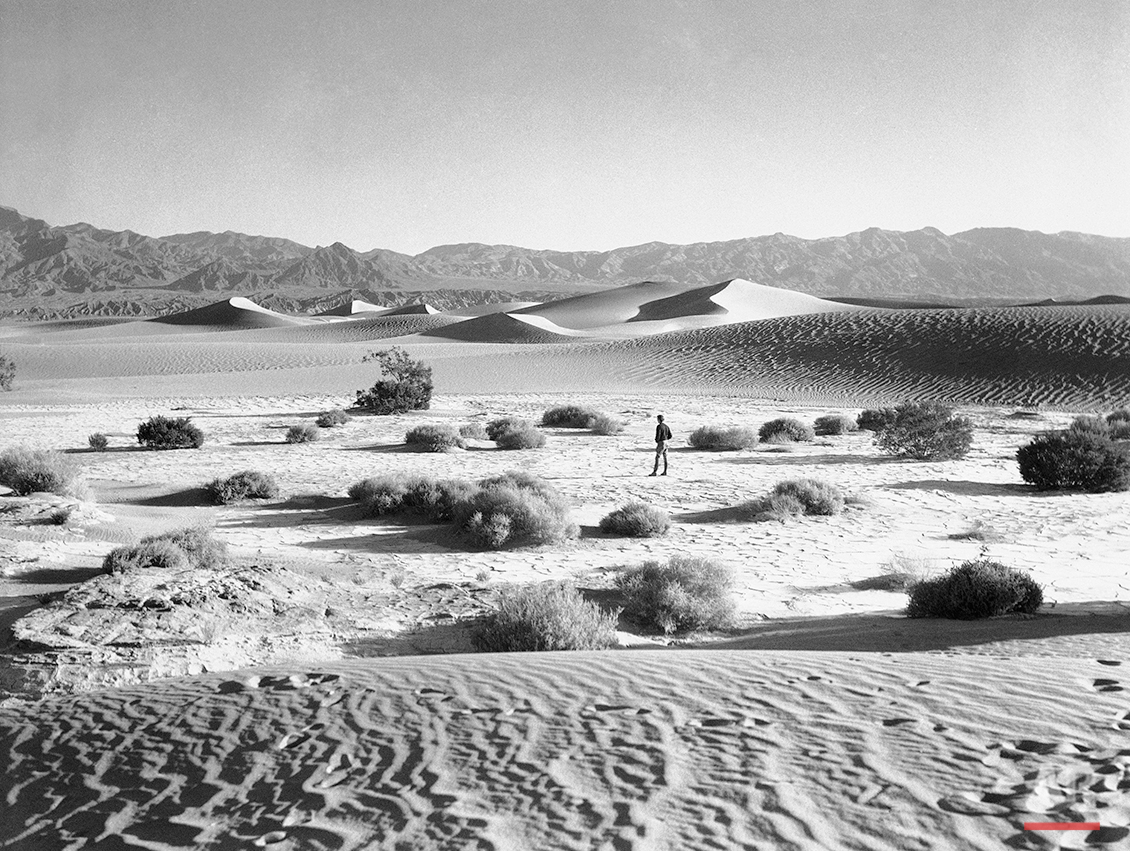 California Deserts 1932