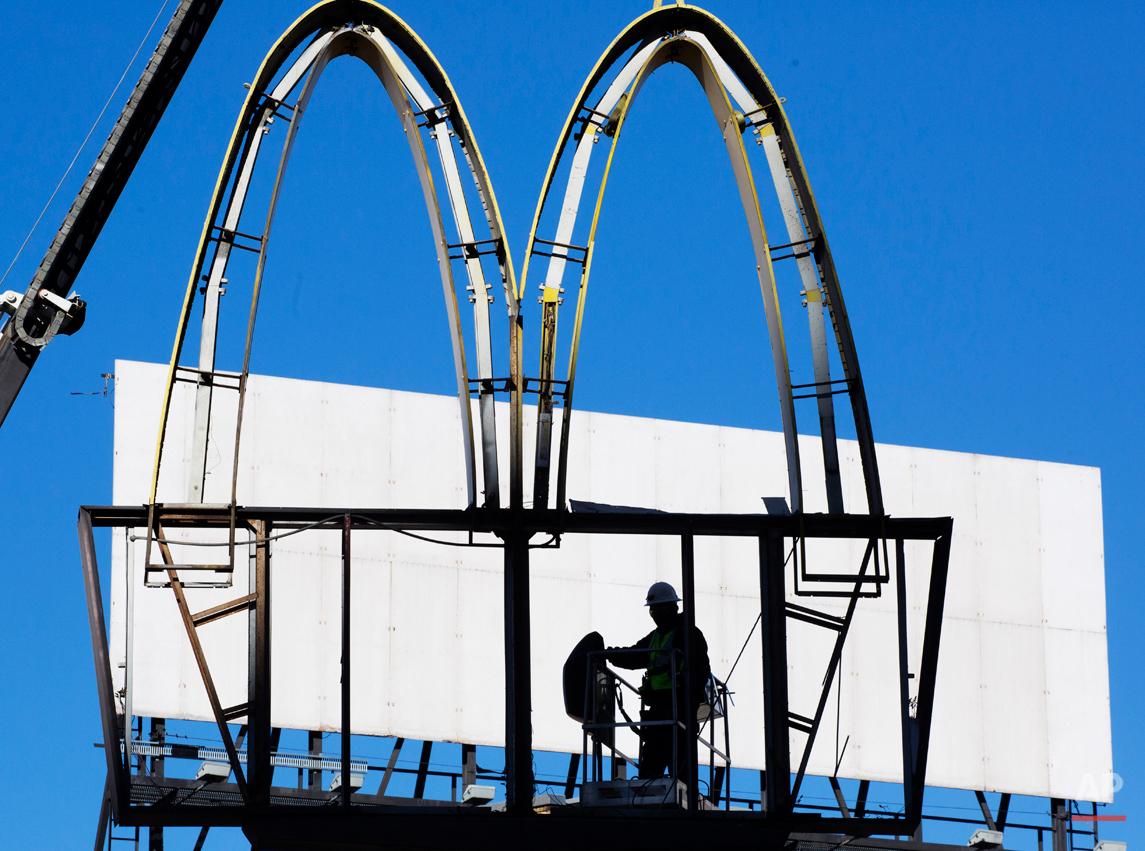 McDonalds Dismantled