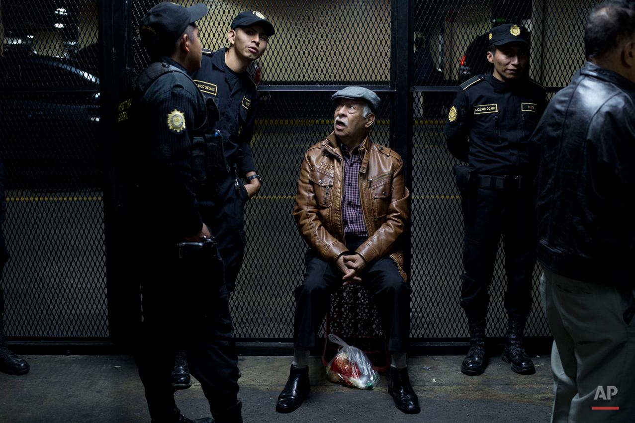 Guatemala Past Crime