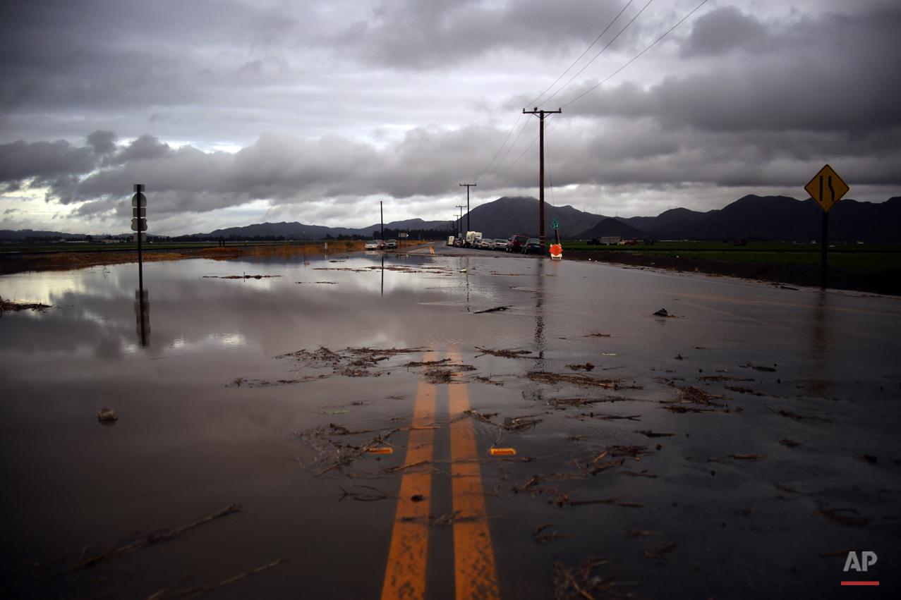 El Nino Storms