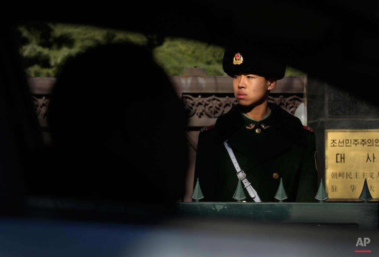 China North Korea Nuclear
