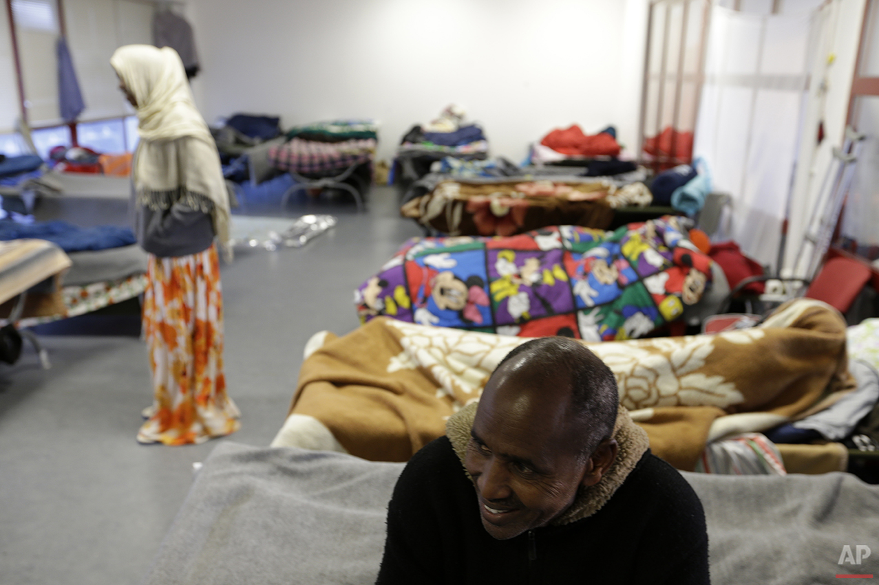 Greece Migrants Trapped In Greece