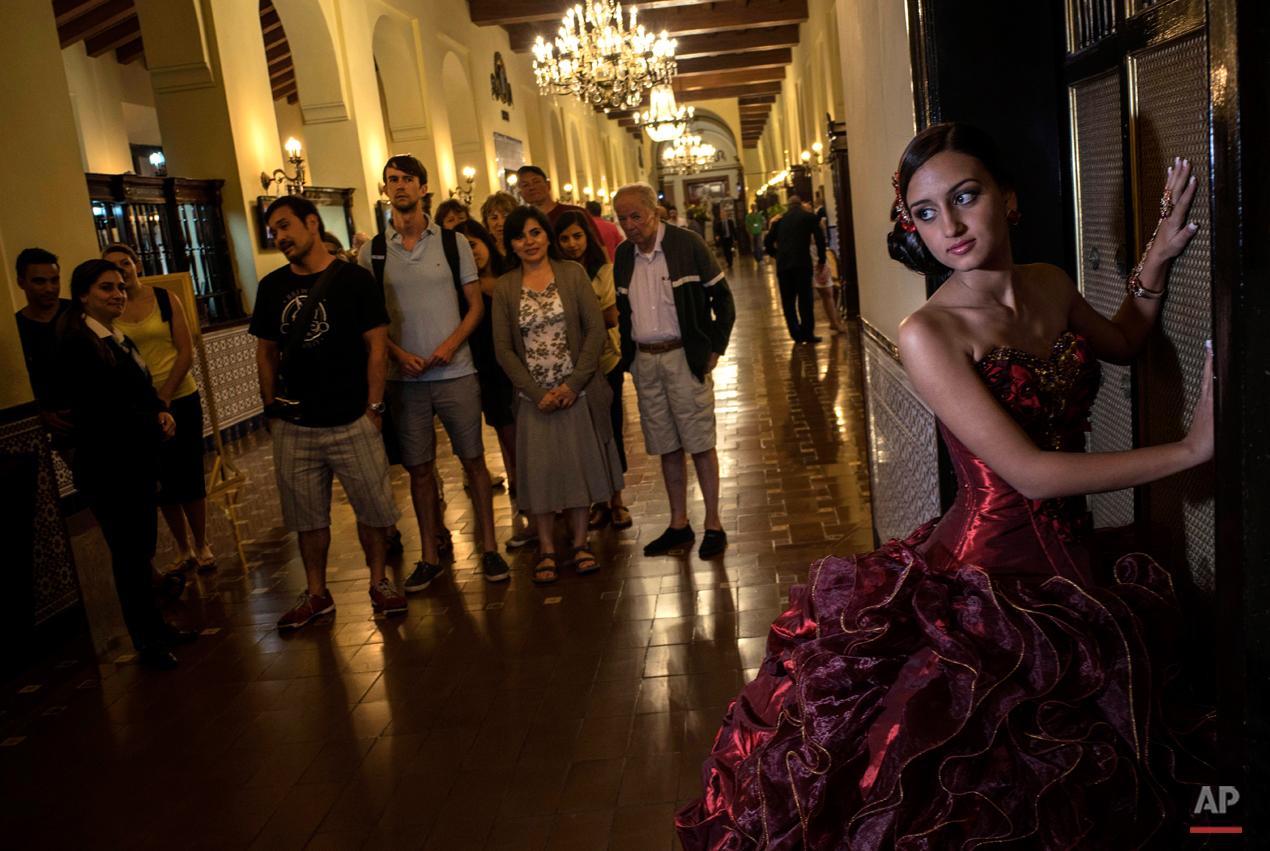 Cuba Quinceaneras