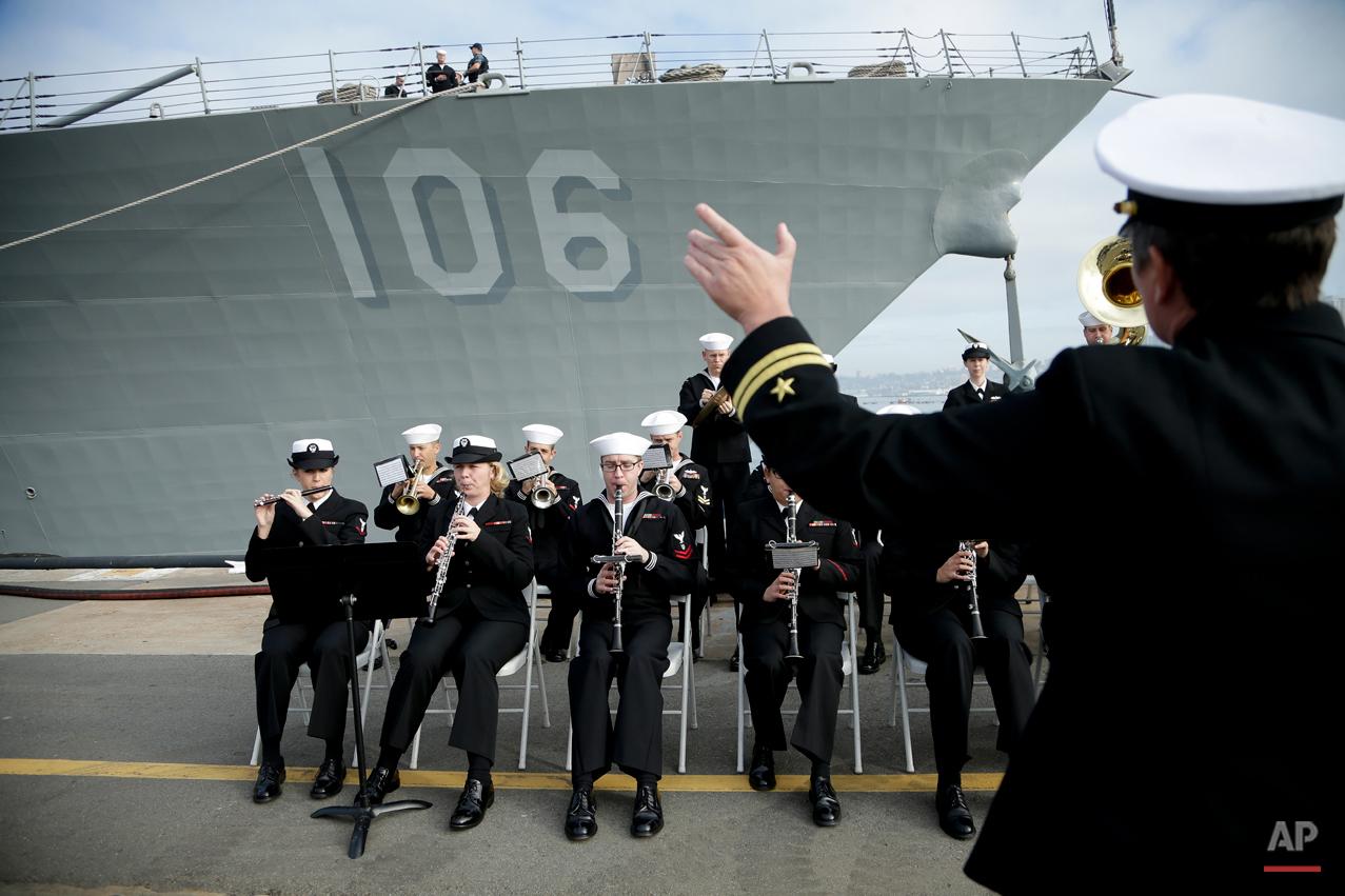 Navy Green Fleet