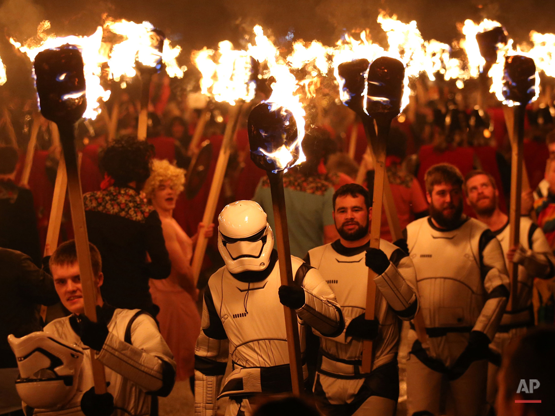Britain Up Helly Aa