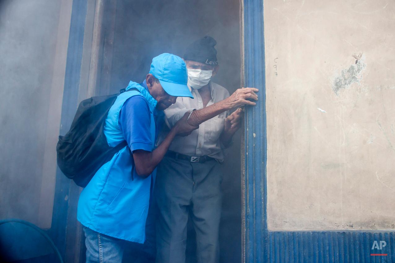 El Salvador Zika Virus