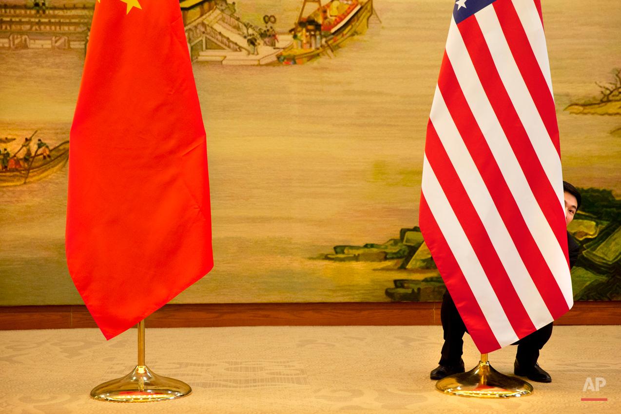 China US Kerry