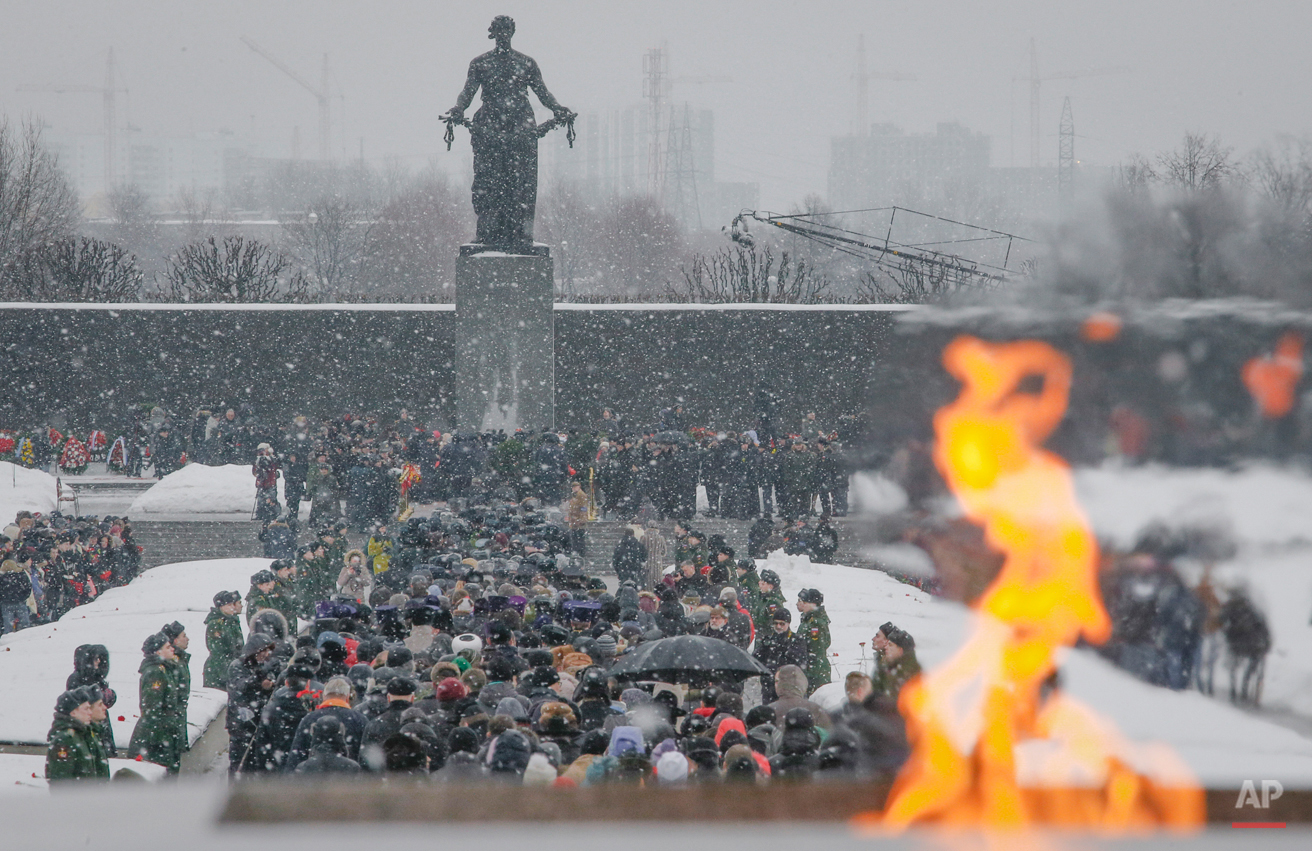 Russia Leningrad Siege