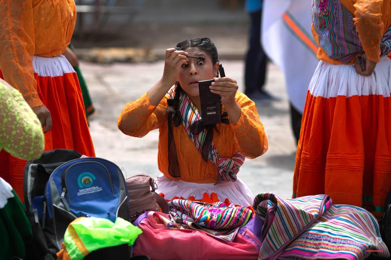 Peru Carnival