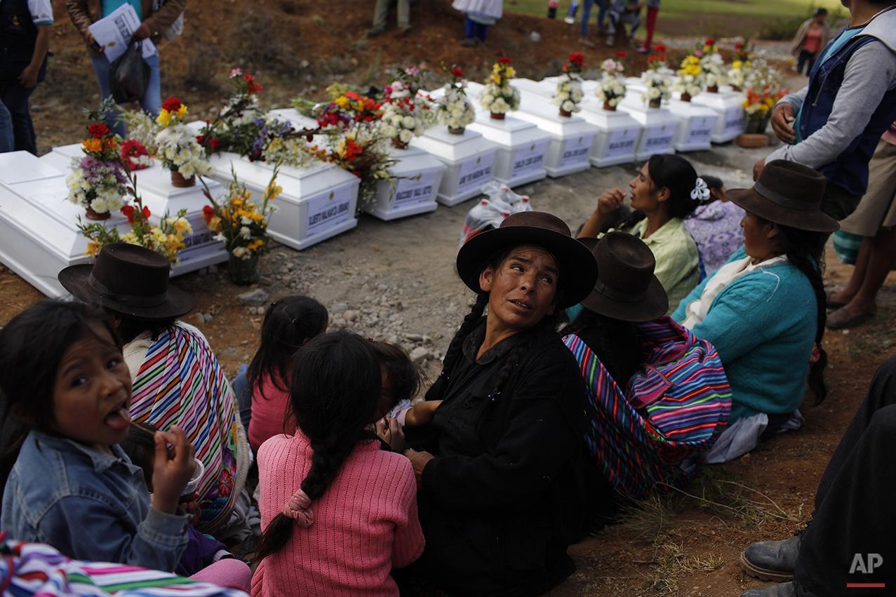 Peru Dirty War Photo Gallery