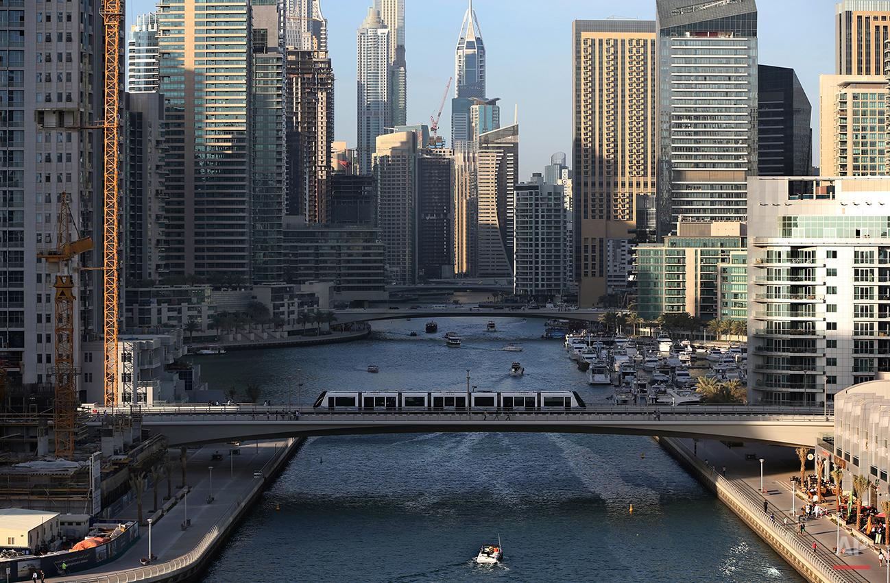 Mideast Dubai Manhattan of Arabia Photo Essay
