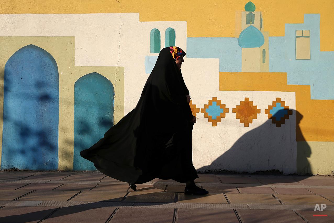 Mideast Iran Daily Life