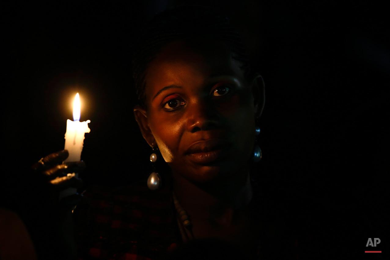 APTOPIX Africa Pope Uganda