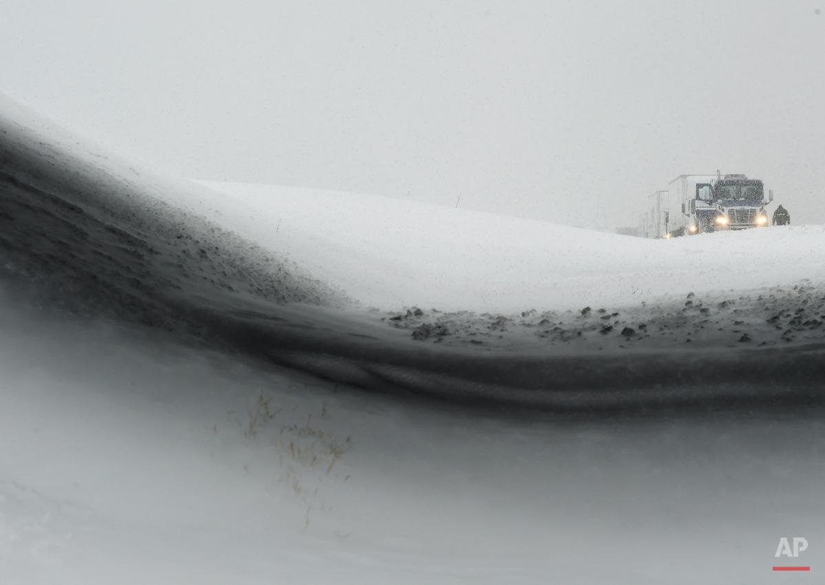 APTOPIX Severe Weather Colorado