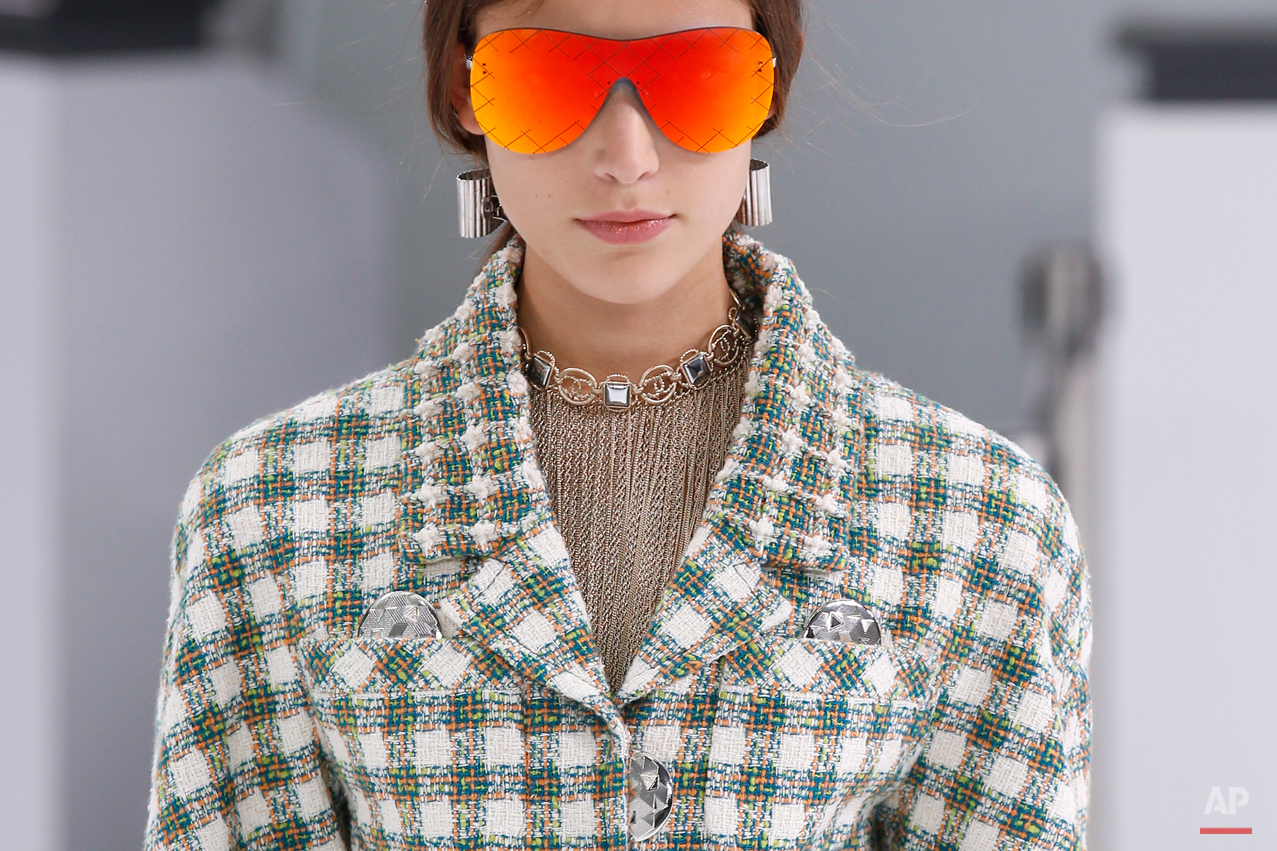 APTOPIX Paris Fashion Chanel