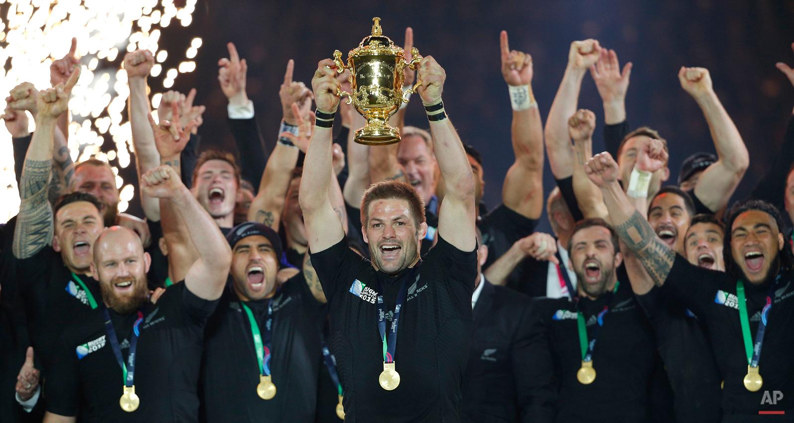 APTOPIX Britain Rugby WCup New Zealand Australia