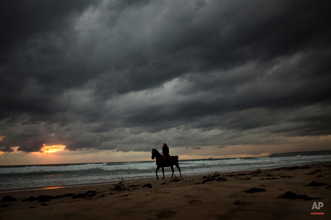 APTOPIX Spain Weather